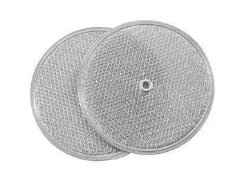 EZ Kleen® Round Kitchen Range and Oven Hood Grease Filter Replacement for Broan and NuTone 2-Pack