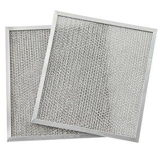 EZ Kleen grease mesh filter with expanded aluminum mesh for broan and GE range hood units