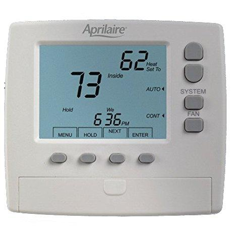 Aprilaire 8710 Wireless Programmable Universal Multi Stage Thermostat