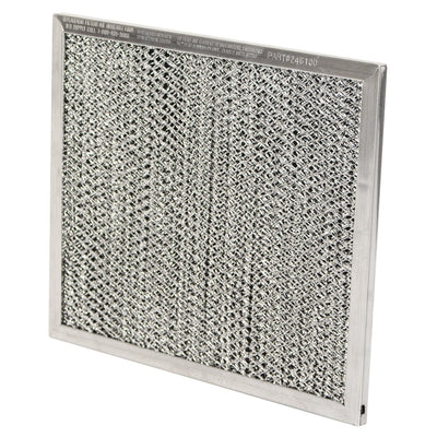 "EZ Kleen 8 3/4 x 10 1/2 x 3/8"" Grease Mesh Filter 2-Pack for Broan Range Hoods"