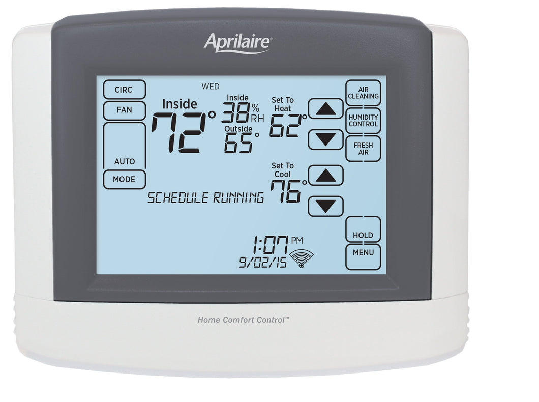 Aprilaire 8830 Home Automation Thermostat