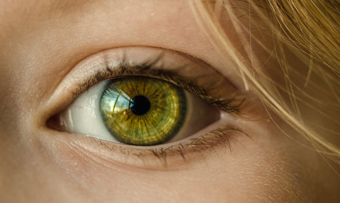 green eyes very rare only 1 to 2% of total population