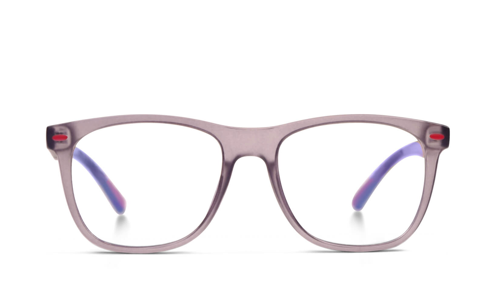 Connor Ice Grey Blue Light Blocking Glasses