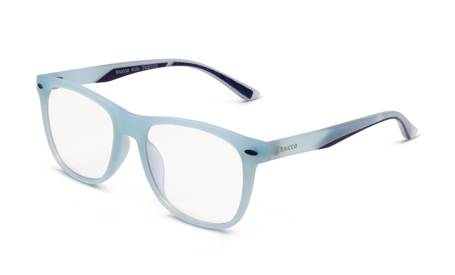 Connor Ocean Green Blue Light Blocking Glasses