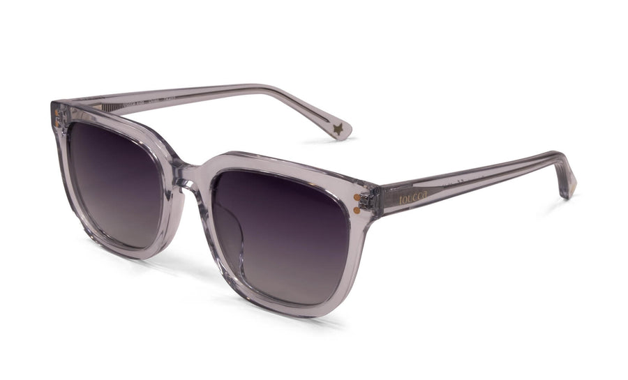 Dylan Artic Grey Polarized Sunglasses