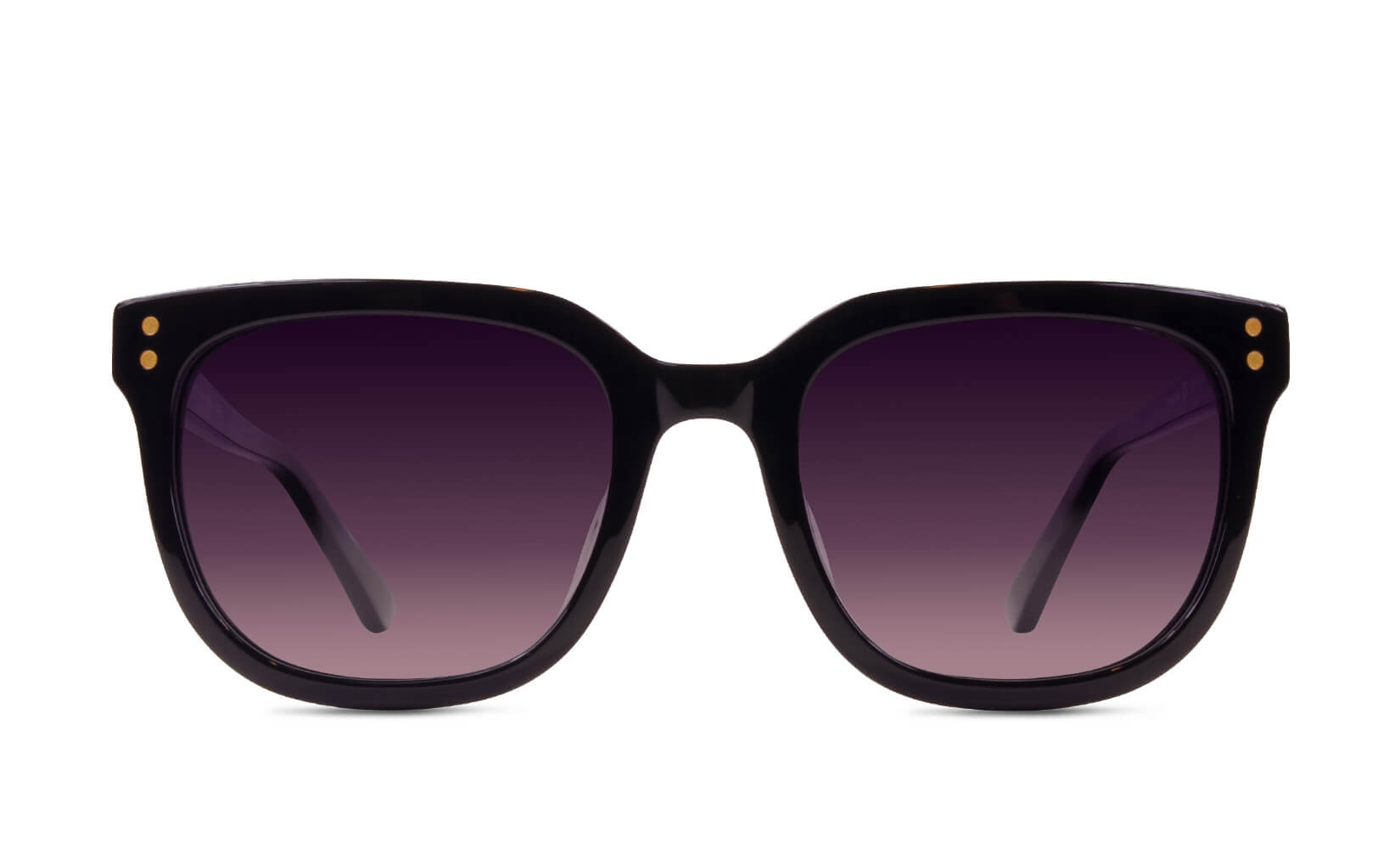 Dylan Midnight Black Polarized Sunglasses