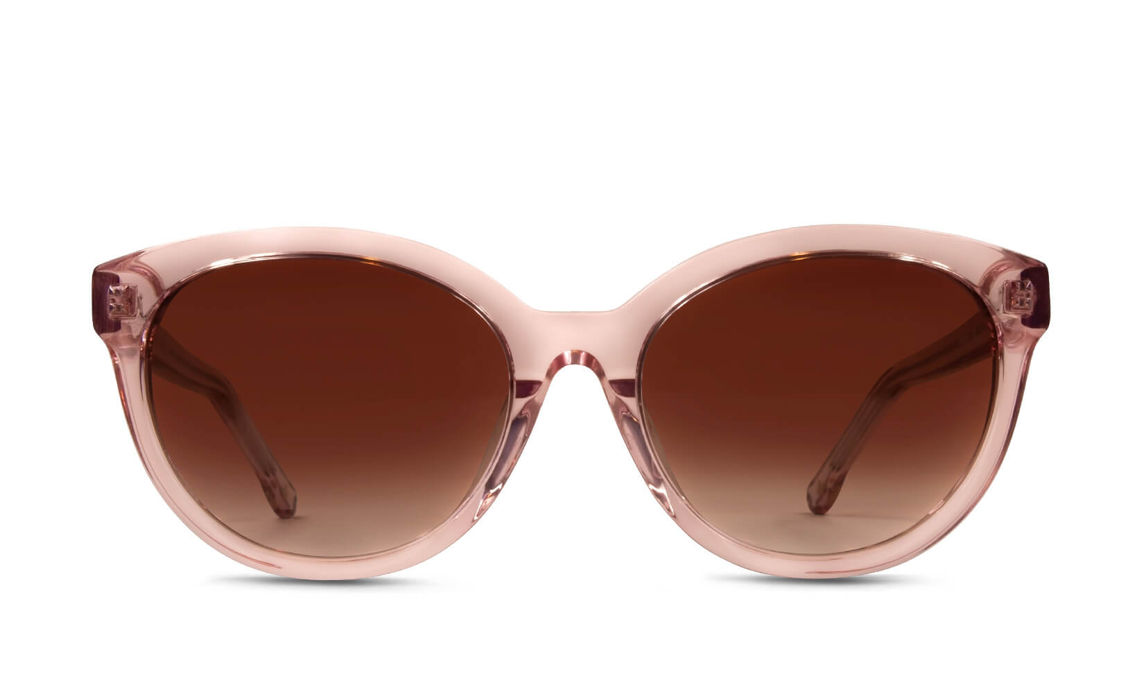 Kelly Blush Pink Polarized Sunglasses