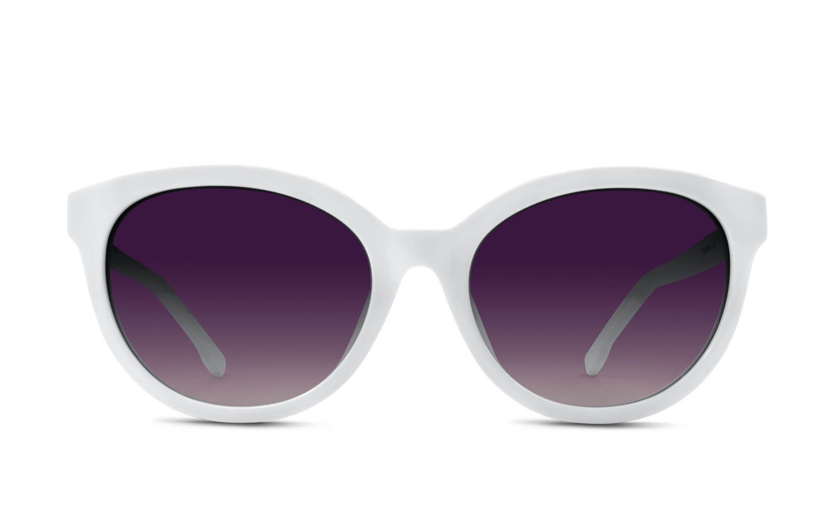 Kelly Snow White Polarized Sunglasses