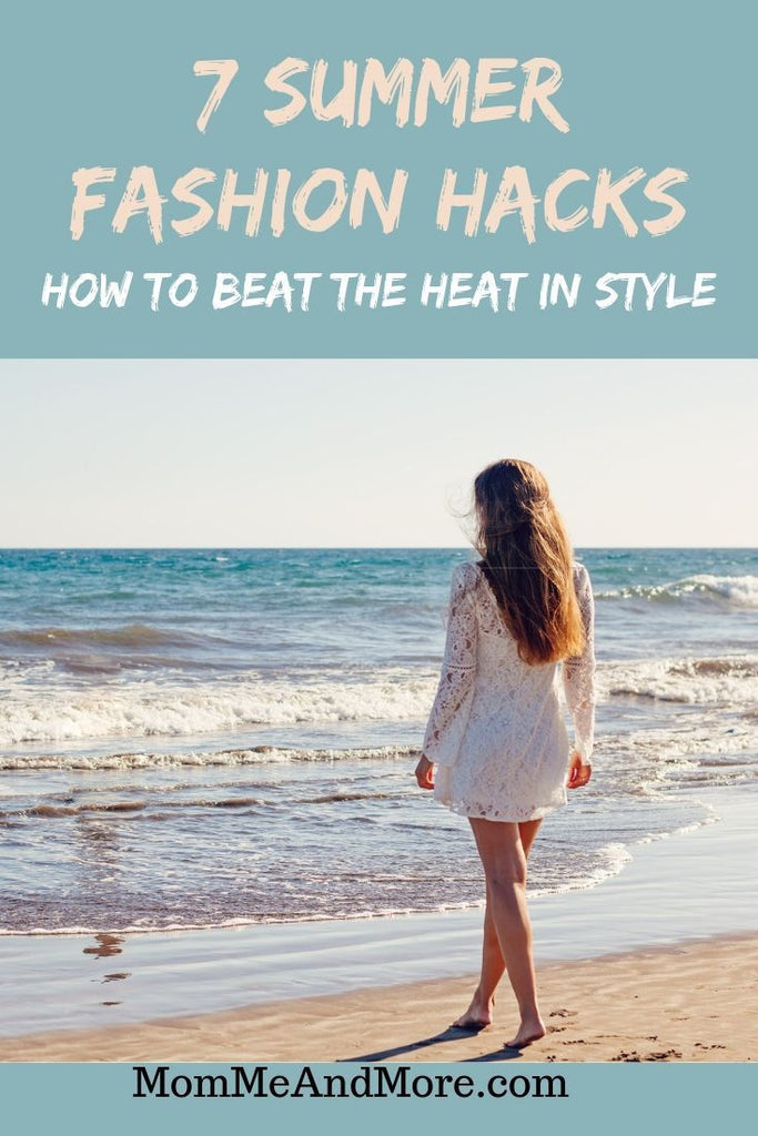 7 Summer Fashion Hacks! How To Beat The Heat In Style!
