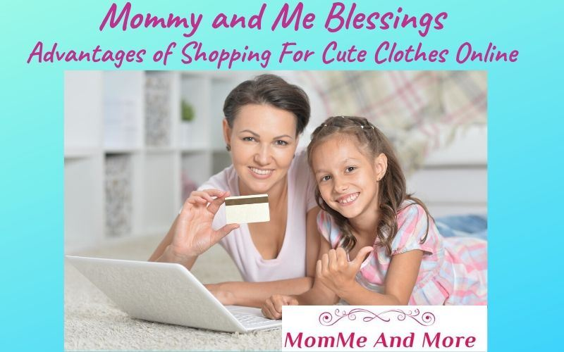 Advantages of Shopping For Cute Clothes Online
