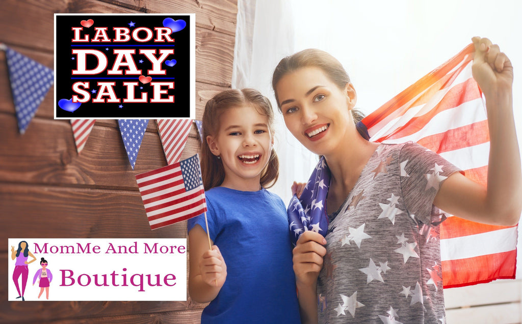 Labor Day Leggings BOGO Sale MomMe And More Boutique