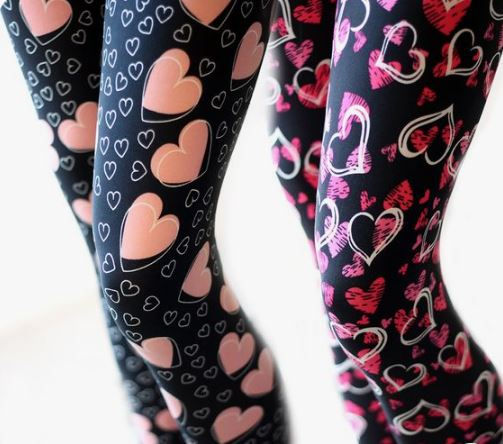 Best Valentine's Day Leggings This Year