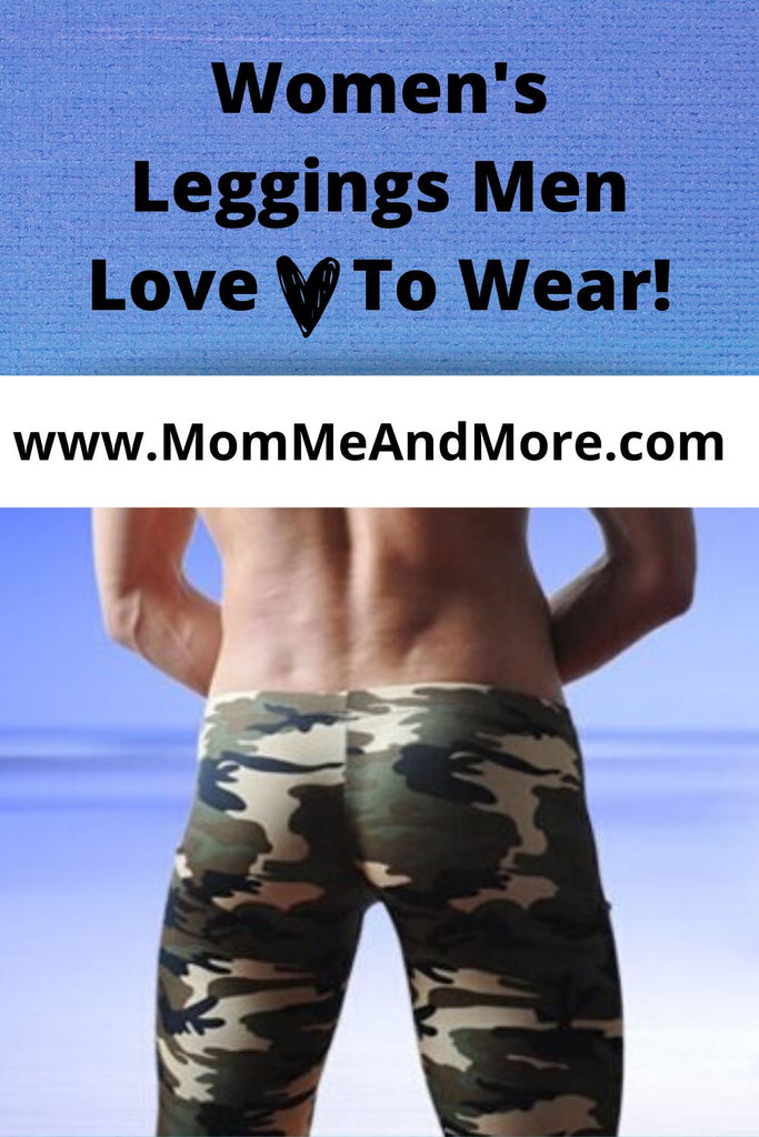Women's Leggings That Men Love to Wear