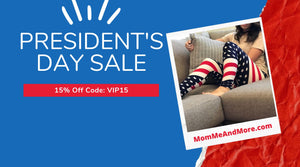 15% Off President's Day Sale