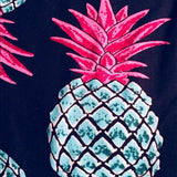 Girl's Pineapple Leggings Leggings MomMe and More