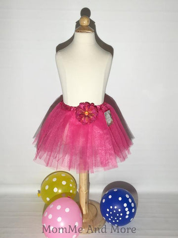 50% Off Girl's Pink Ballet Tutu Princess Full Tulle Skirt Tutu MomMe and More