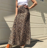 Womens Convertible Cheetah Skirt and Dress skirt MomMe and More