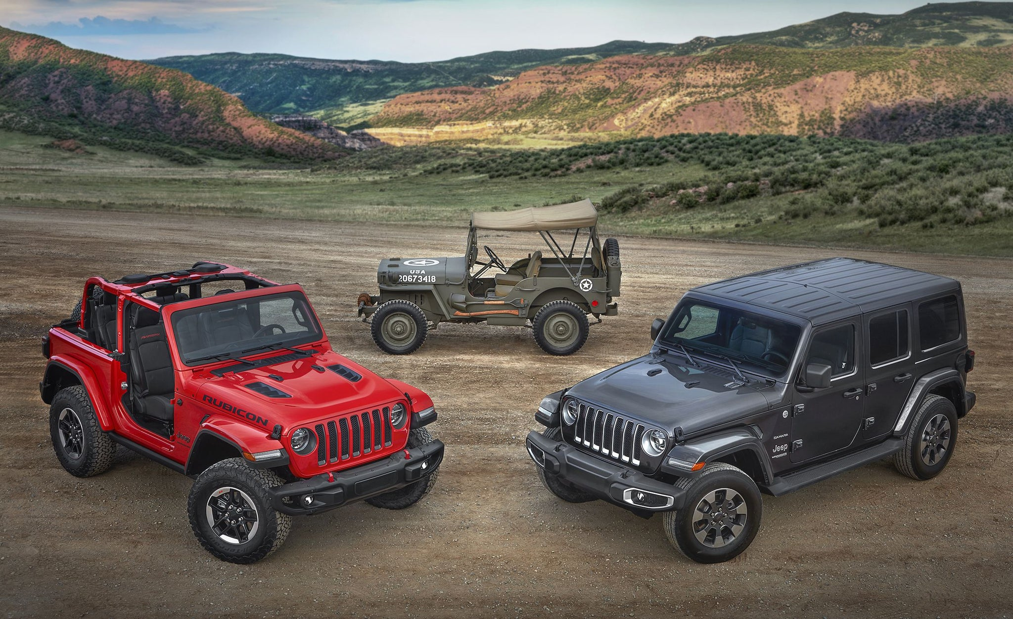 Jk Vs Jl Which One Is Right For You Xg Cargo