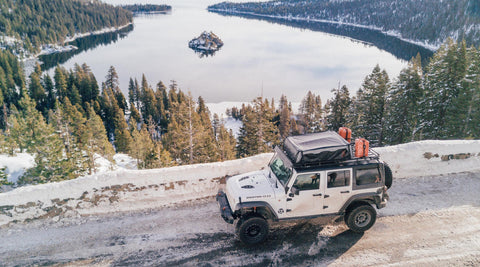 jeep wrangler trail