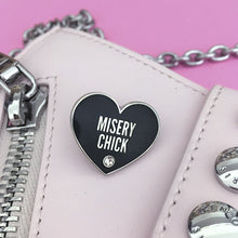 Misery Chick Pin