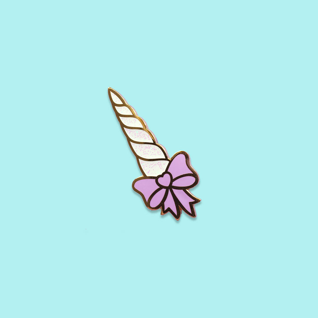 Magical Unicorn Horn Pin