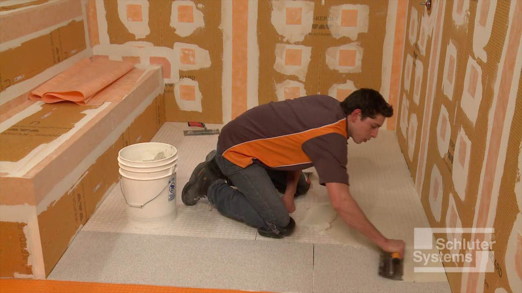 Home Idol weekly Wednesday installation tips: how to install Schluter Systems