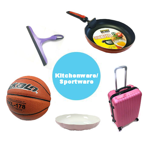 Kitchenware and Sportware