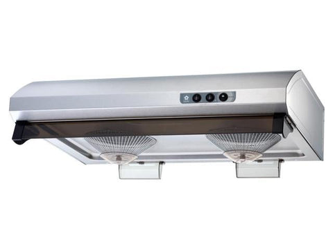 "SAKURA RANGE HOOD R-747 30HS 2ND GEN 30"" SATIN 715CFM EXHAUST SIZE 6"" $419 - Home Idol Home Improvement Outlet"