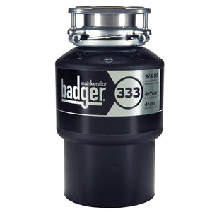 GARBURATOR BADGER 333 (DEFECT COVERED BY MANUFACTURER) $225.50 - Home Idol Home Improvement Outlet