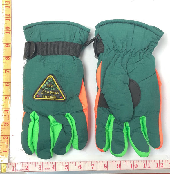 ZHUOYUE GREEN COTTON GLOVES (ANY SIZE) $2.75/PAIR - Home Idol Home Improvement Outlet