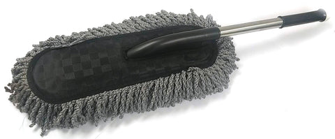 "103 BIG MICROFIBER CAR DUSTER GREY 29"" $7 - Home Idol Vancouver"
