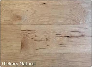 "SPX ORDER 1-2DAYS ENGINEERED HARDWOOD HICKORY NATURAL 31.1SF/BOX 7.5""X74"" $5.02/SF $156.1/BOX - Home Idol Vancouver"