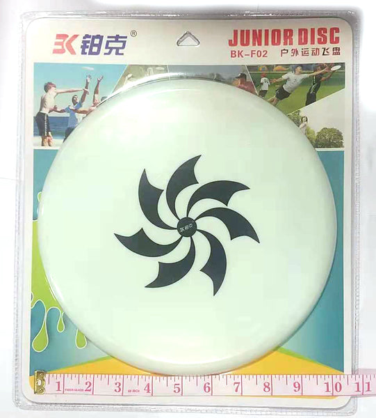 "ROUND FRISBEE JUNIOR DISC BK-F02 10"" $4.99 - Home Idol Vancouver"