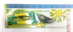 MONTANA PRUNING SHEAR GARDEN CUTTER $2.75 - Home Idol Home Improvement Outlet