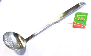"F455 STRAINER SPOON STAINLESS STEEL FENGCHU 7CM=2.75"" $1.25 - Home Idol Home Improvement Outlet"