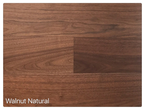 "SPX ORDER 1-2DAYS ENGINEERED HARDWOOD NATURAL WALNUT 23.25SF/BX 9/16X6"" $6.25/SF $145.31/BOX - Home Idol Vancouver"