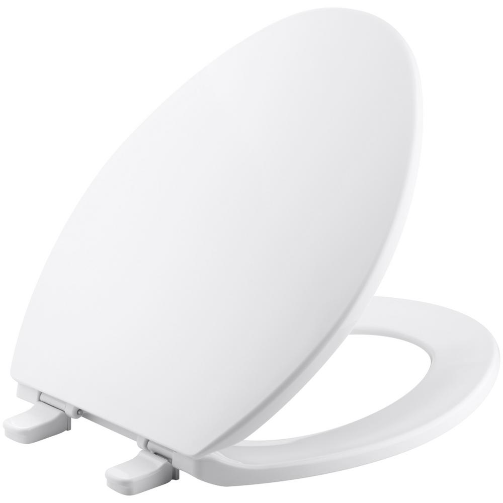 ELONGATED TOILET SEAT 25B SOFT CLOSING $15.99 - Home Idol Home Improvement Outlet