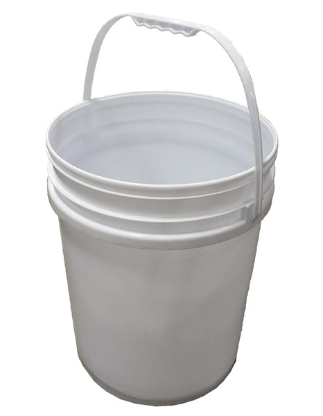 MULTI-PURPOSE 5 GALLON/16L BUCKET WHITE $4.99 - Home Idol Vancouver