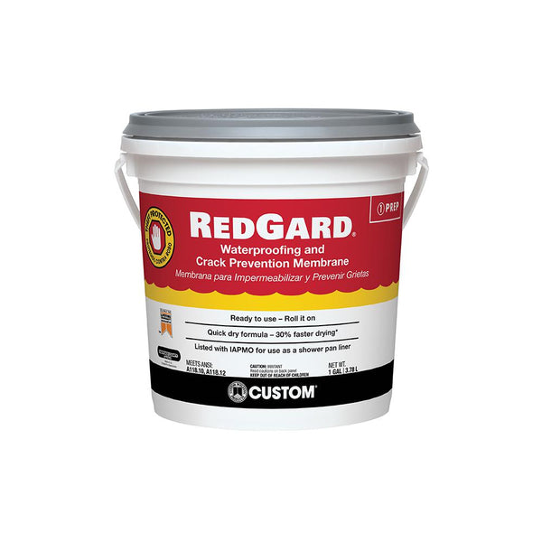 REDGARD WATER PROOF 1 GALLON $49.99/BUCKET - Home Idol Vancouver