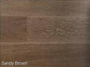 "SPX ORDER 1-2DAYS ENGINEERED HARDWOOD OAK SANDY BROWN 30.27SF/BOX 7.5""X74"" $4.9/SF $148.39/BOX - Home Idol Home Improvement Outlet"
