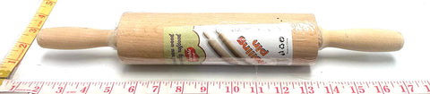 NATURAL WOOD ROLLING PIN $3.99 - Home Idol Home Improvement Outlet
