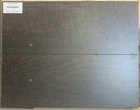 "SPX ORDER 1-2DAYS ENGINEERED HARDWOOD MAPLE PEPPERCORN 26.49SF/BOX 7.5""X72"" $4.79/SF $126.89/BOX - Home Idol Vancouver"