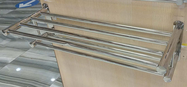 "SHINY TOWEL RACK 24"" $22.99 - Home Idol Vancouver"