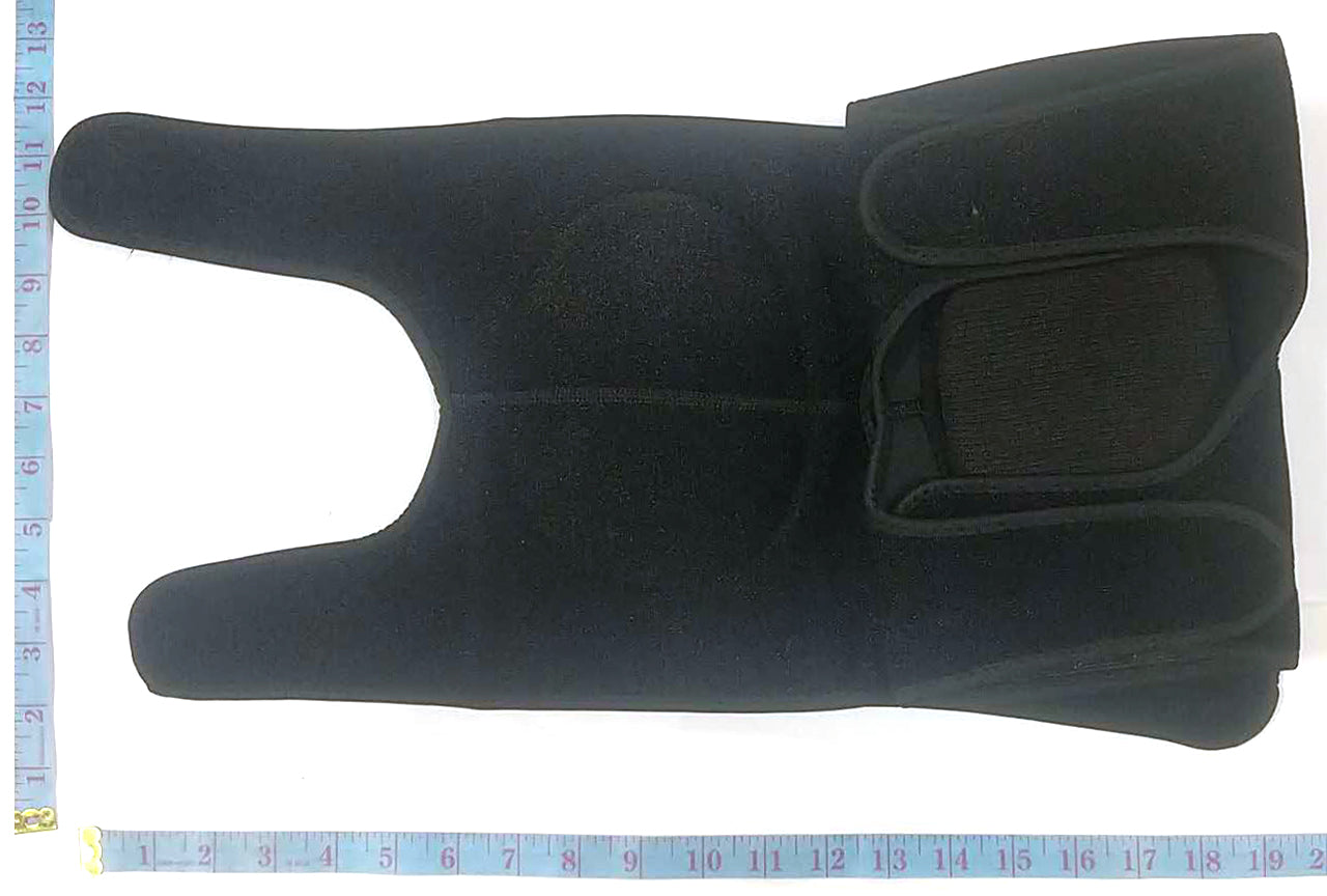BIG KNEE PADS BLACK $9.5/PAIR - Home Idol Home Improvement Outlet
