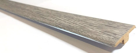 "LAMINATE E-03 NETURAL GRAY T-MOULDING  95""X1.8""X0.4"" $4/PC - Home Idol Vancouver"