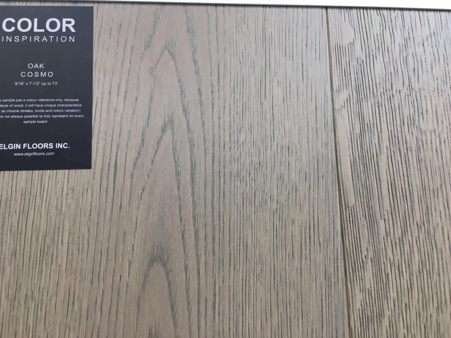 SPX ORDER 1-2DAYS ENGINEERED HARDWOOD OAK COSMO $4.26/SF 23.33SF/BOX $99.49/BOX - Home Idol Home Improvement Outlet