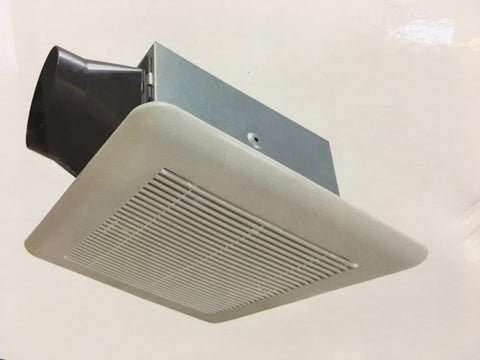 "MILANO BATHROOM VENTILATION FAN TY-80-E 80CFM 0.7 SONE EXHAUST SIZE 4"" $49.99 ##"