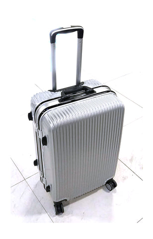 SMALL GREY TRAVEL LUGGAGE (SUITCASE) $19 - Home Idol Vancouver