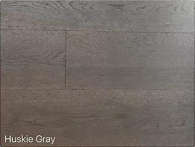 "SPX ORDER 1-2DAYS ENGINEERED HARDWOOD HUSKIE GRAY 30.27SF/BOX 7.5""X74"" $4.9/SF $148.39/BOX - Home Idol Vancouver"