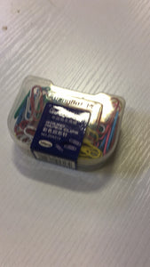 ROUND PAPER CLIPS 100PCS/BOX 2D5313 GUANGBO $1.25 *** - Home Idol Home Improvement Outlet